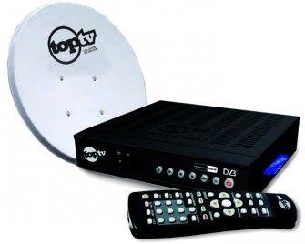 StarSat Decoder plus Installation R450 Monthly Subscription R200