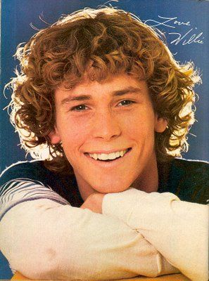 Willie Ames, one of my crushes in the 70s.