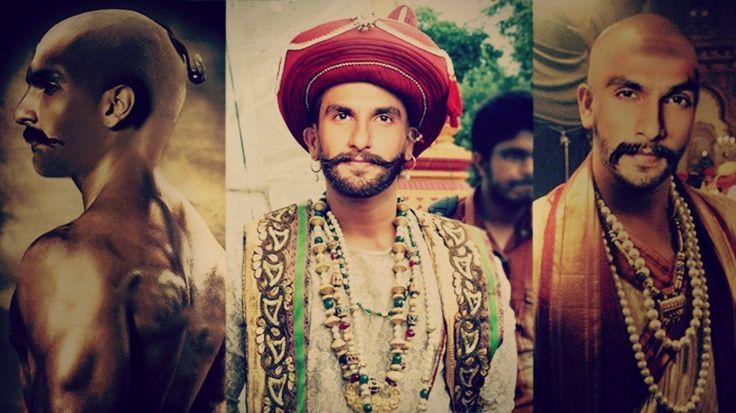 Bajirao Mastani Movie First Look | Ranveer Singh | Priyanka Chopra | Deepika Pad