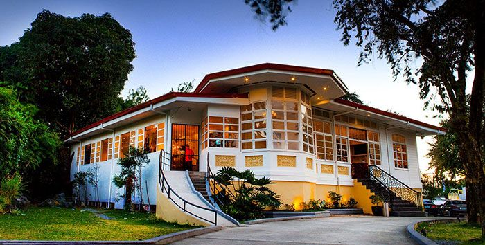 Best Buffet Restaurants Manila Chef Laudico Guverra's San Juan
