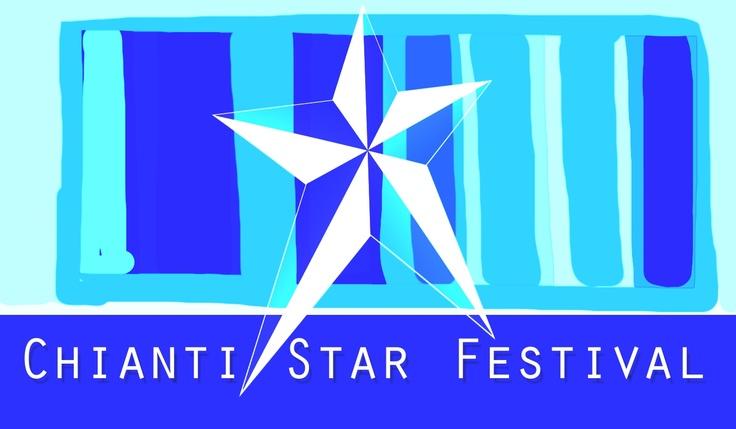 Chianti Star Festival - blue logo