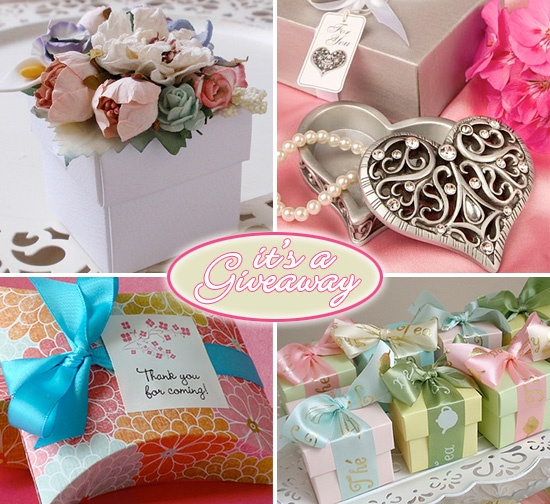 Wedding Gift Giveaway Ideas : 17 Best images about wedding giveaways on Pinterest Wedding, Pink ...