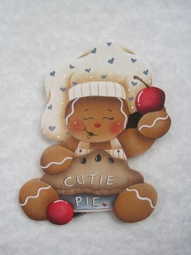 Sweet Gingy..............
