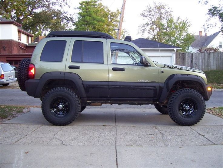 swmpthg 2003 Jeep Liberty 26445570069_large (With images