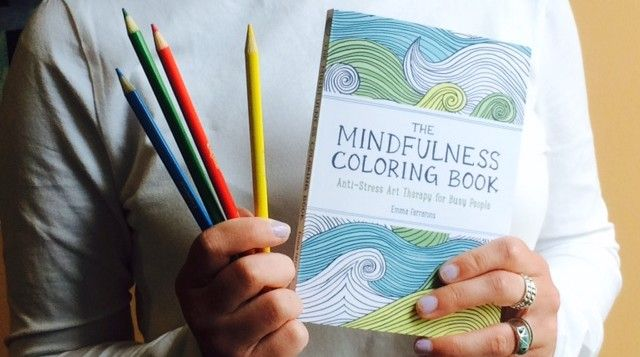 Calm Your Mind and Boost Your Creativity with Adult Coloring Books