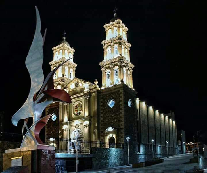 Catedral Ciudad Juarez 2016 Juarez Chihuahua La Mejor
