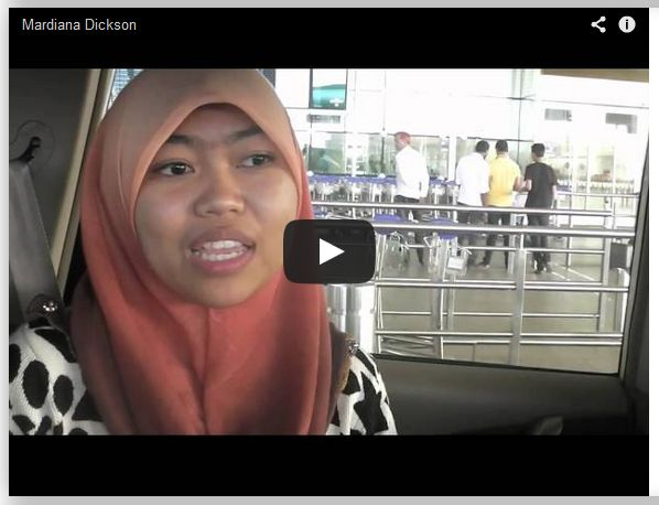 """""""My internship will be a great help for my final year dissertation and future work."""" - Mardiana Dickson, Electrical Engineering Intern, Suzlon Energy and Fernandes Electricals. Watch the video on - http://www.pursueasia.com/testimonials"""