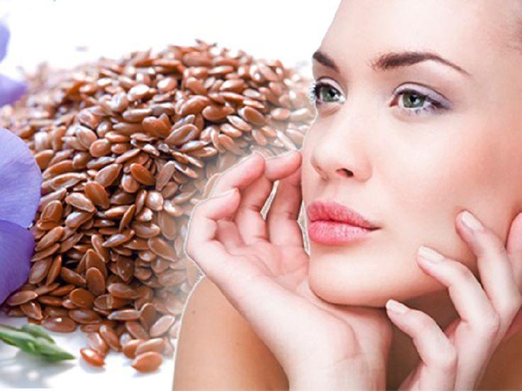 Наверняка все слышали о пользе льняного масла, которое эффективно борется со свободными радикалами и вредным холестерином.  Но мало кто знает, что обыкновенное семя льна, из которого получают это масло, способно действовать на кожу лица и шеи не хуже самых продвинутых косметических средств для лиф