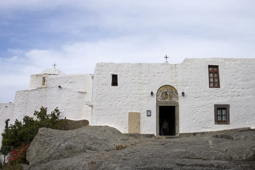 The Monastery of St. John the Divine, Patmos, Greece