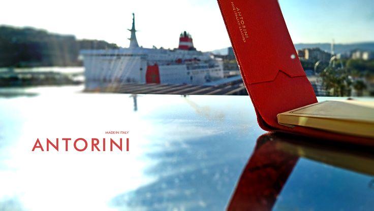 ANTORINI | Luxury Goods | Small Leather Accessories | Luxury Pocket Memo Pad | www.antorini.com