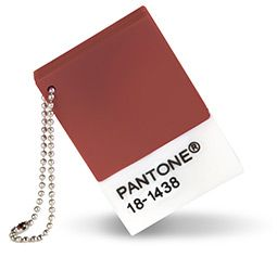 2015 Pantone Color Of The Year: Marsala Pondering what to make with this beautiful color!