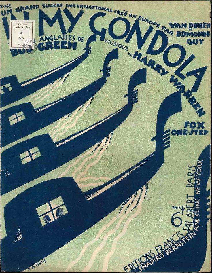 My gondola music score 130 best Biblioteca
