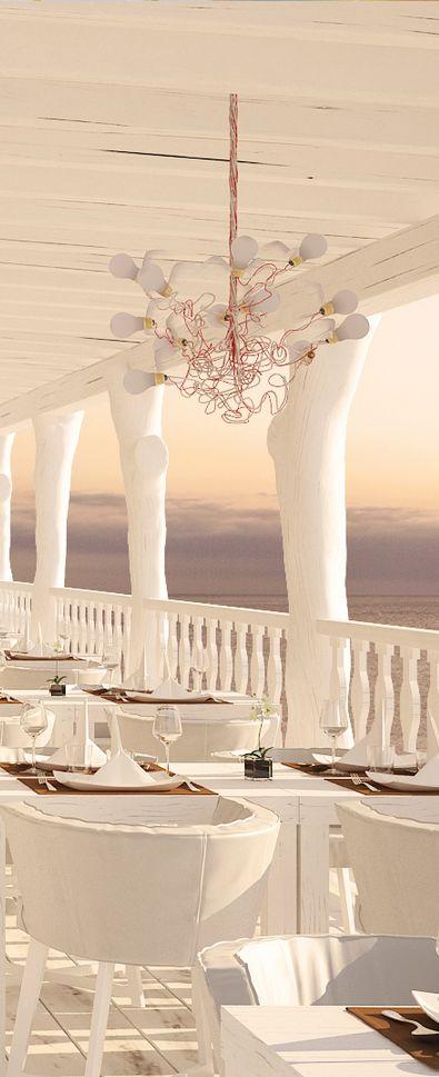 Cotton Beach Club, ibiza, Spain