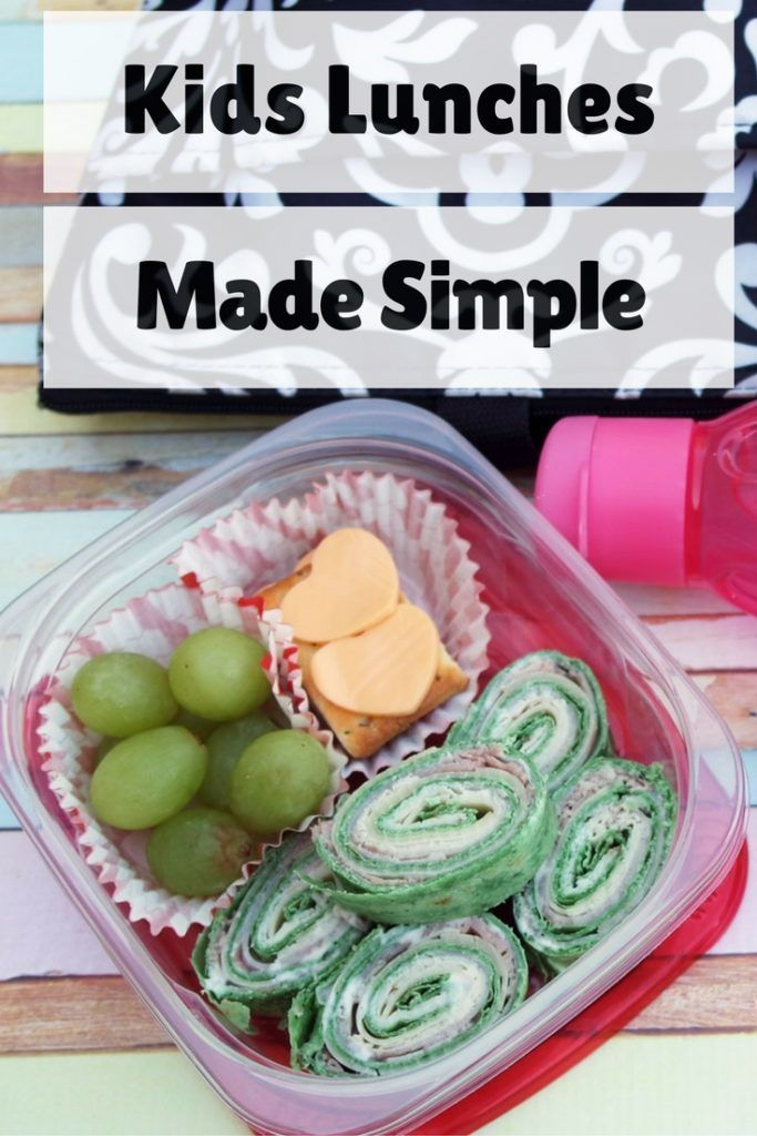kid lunches made simple kid easy diy and bento. Black Bedroom Furniture Sets. Home Design Ideas