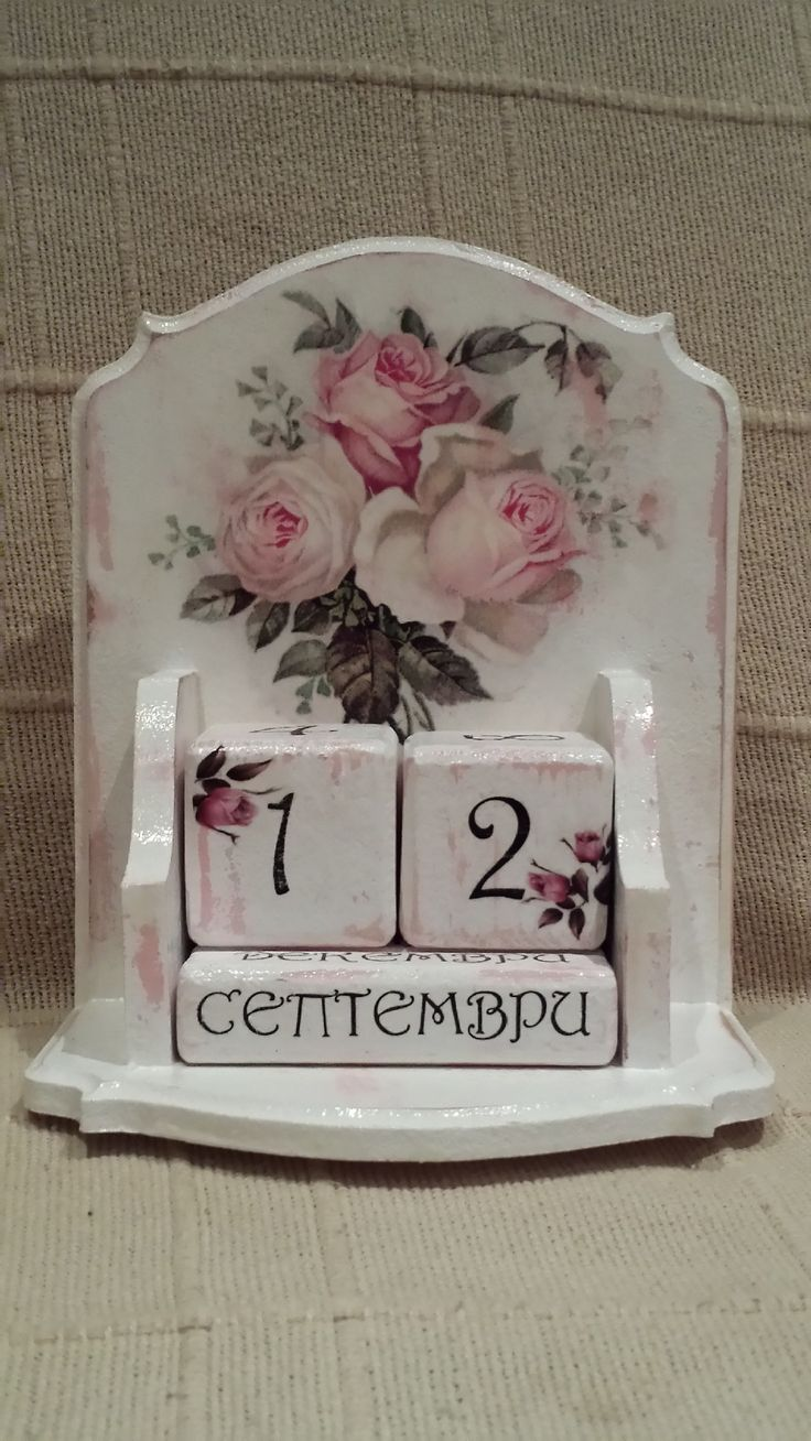 ДЕКУПА❤️Click on this and scroll, a lot of adorable shabby chic ideas❤️