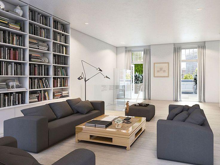 Check Out Jennifer Lopez's Amazing New N.Y.C. Penthouse (PHOTOS)| Celeb Real Estate, Jennifer Lopez