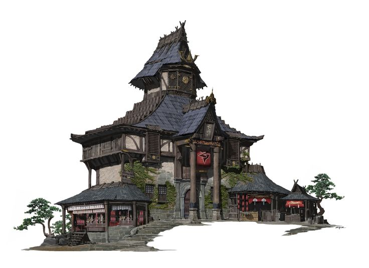 ArtStation - House design, Z PZ