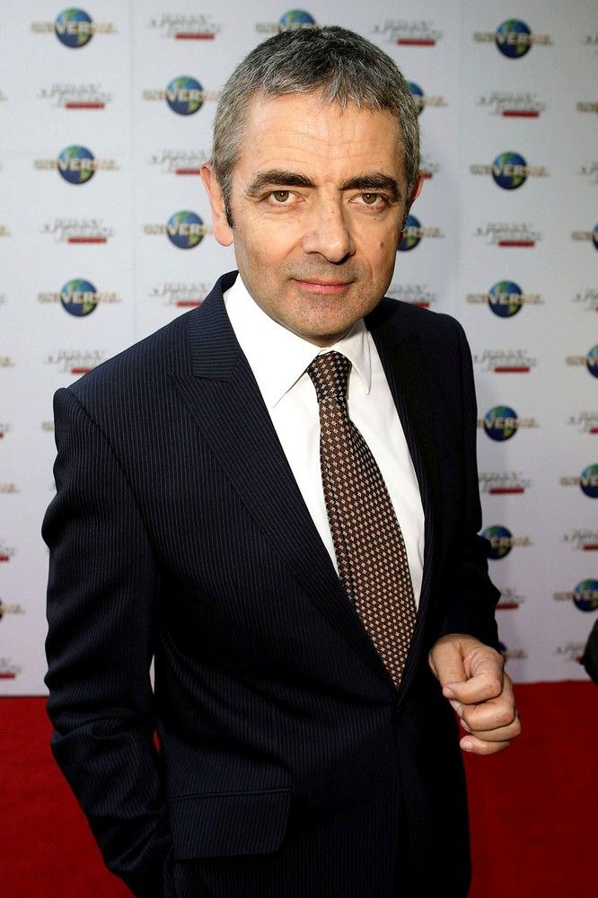 Johnny English Reborn world premiere.