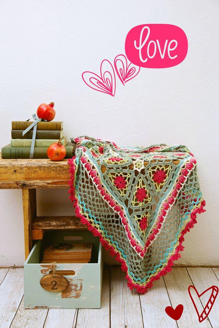 21 besten Karen Adendorff Patterns & Designs Bilder auf Pinterest ...