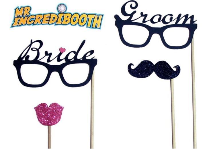 Awesome wedding photo booth packages available with Mr Incredibooth!  http://mrincredibooth.com.au