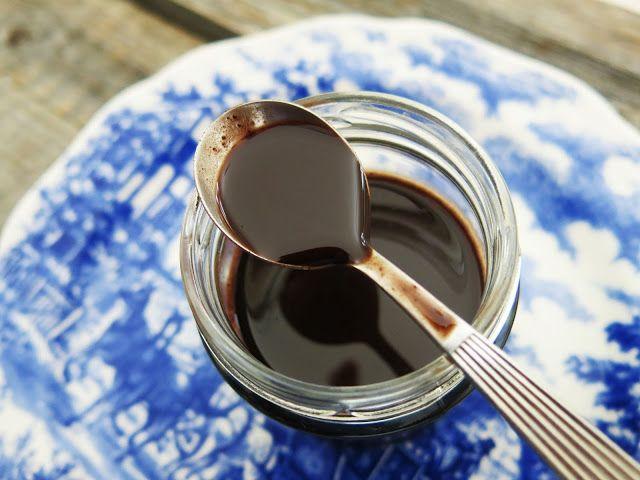 Antipastaa: Helppo ja nopea taikasuklaakuorrute (gluteeniton, viljaton, maidoton, munaton, sokeriton, vegaaninen, paleo, vhh)