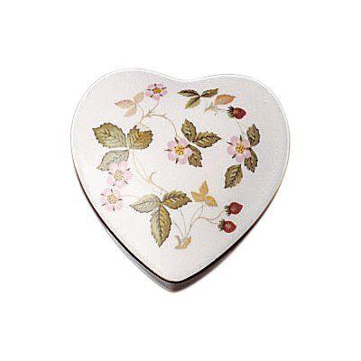 Wild Strawberry - Heart Box S/S 6cm