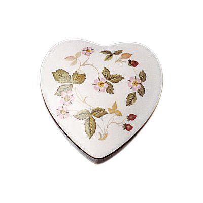Wild Strawberry - Heart Box S/S 6cm