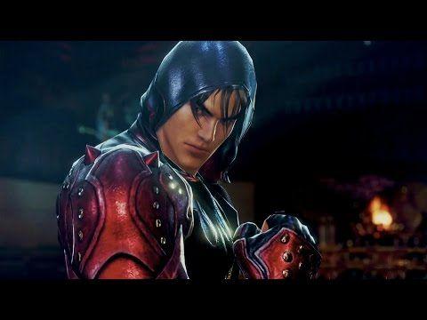 Tekken 7 - Jin Kazama Trailer - YouTube