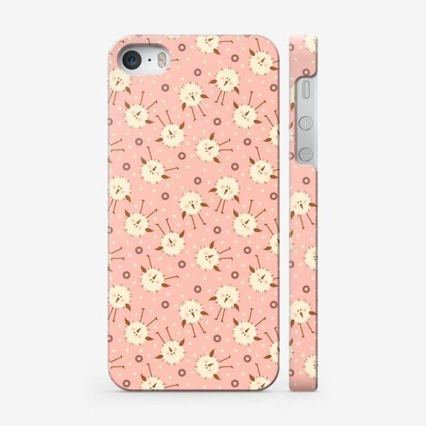 Чехол iPhone «Птыц!», Автор: Юлия Роденкова, Цена: 1000 р.