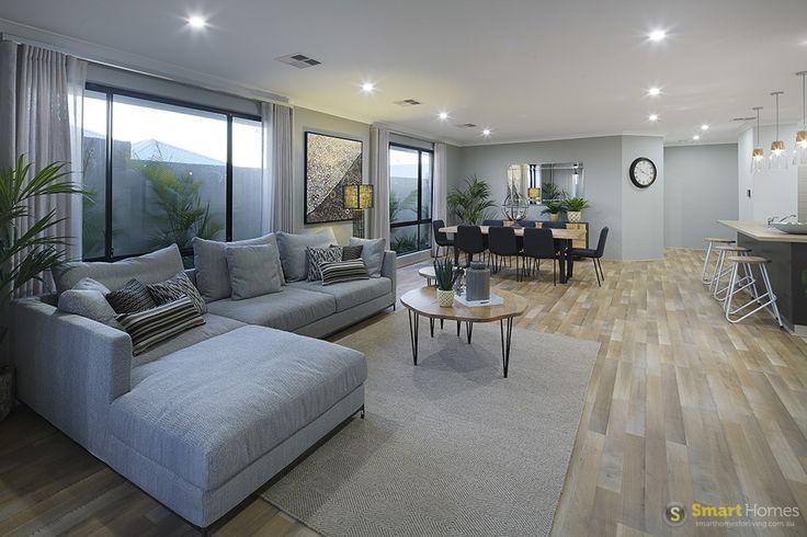 Living room #interiordesign by #SmartHomesForLiving