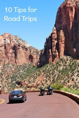 """""""A Road Trip Alone: be prepared with these 10 tips."""" Good for all taking a road trip... http://solotravelerblog.com/road-trip-alone/"""