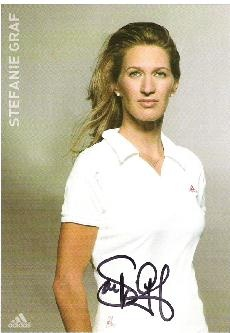 Greatest Female Tennis Player Graf was ranked World No.