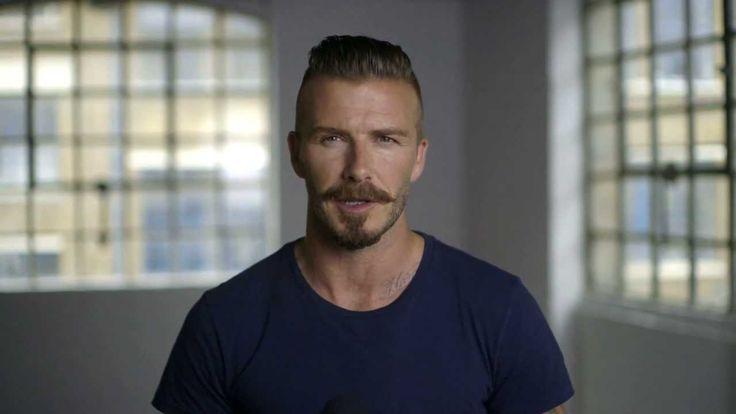 Funny David Beckham Interview - Trailer - Sainsbury's