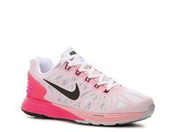 Nike Lunar Glide 6 Lightweight Running Shoe - Womens | DSW Shoe Warehouse | Eastwood Towne Center - Lansing, MI