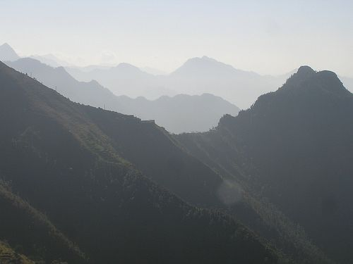 Mountains in #India Photo Credit: Ray Alary