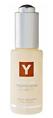 Y Natural Organic Skincare - 603 BALANCE Certified Organic Jojoba - 40ml
