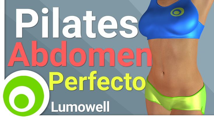 Pilates Abdomen Perfecto - 10 Minutos