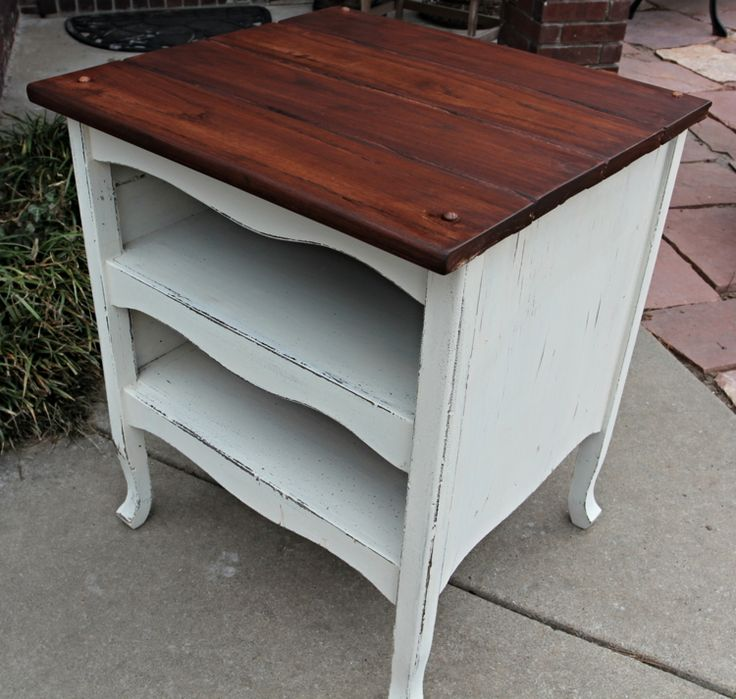 Simple table makeover