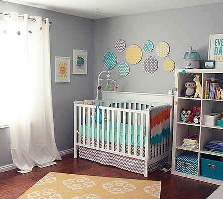 Modern Vintange Boy Modern Nursery Trend Watch Gray