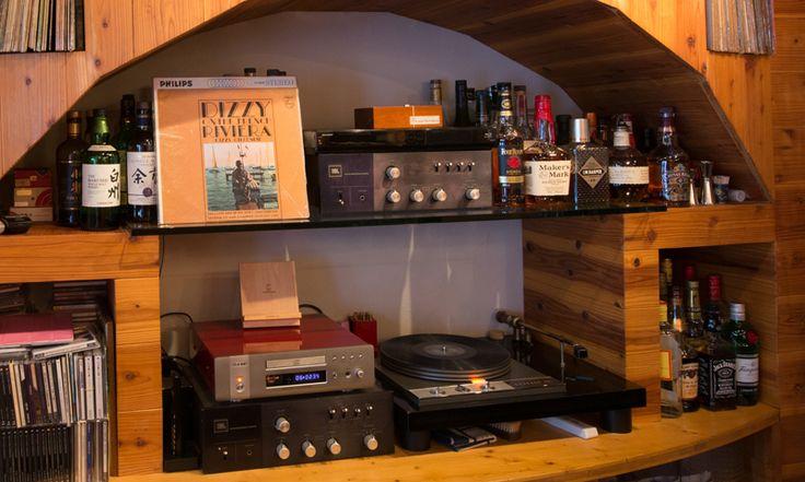 赤坂 ボロンテール | JBLが聴ける店・Sound of JBL | JBL by HARMAN