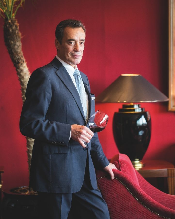 Licinio Pedro Carnaz, Sommelier at Four Seasons Hotel Ritz Lisbon, Named Sommelier of the Year