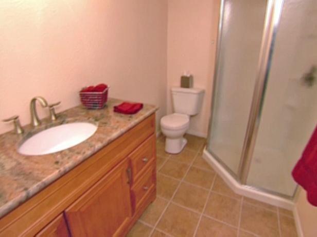 How To Install Tile On A Bathroom Floor Part 47