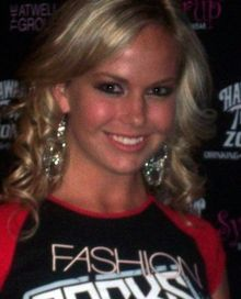 Caitlin Upton, Miss Teen Carolina 2007