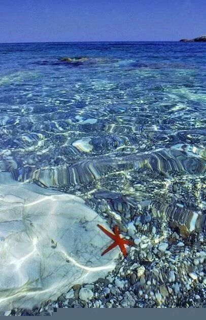 Ellada, Greece ~ Yes, it's that clear!