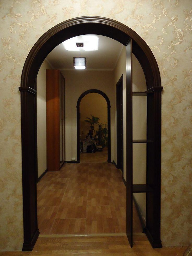 потому что арка рядом с дверью фото имеют удобную пеленальную