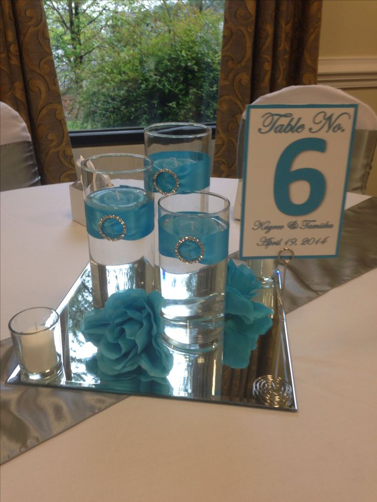 37 Best Images About Malibu Blue Wedding On Pinterest Receptions Wedding And Centerpieces