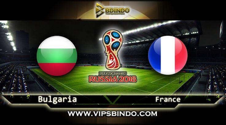 Vipsbindo Agen Bola Online pada artikel ini kembali memberi panduan serta perkiraan untuk Football Lovers untuk kompetisi Zona World Cup Qualifiersa kesempatan ini pada Bulgaria vs France 8 Oktober 2017 kompetisi ini berjalan pada jam 01:45 WIB.