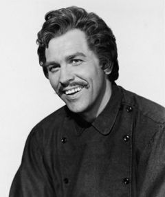 Howard Keel in Seven Brides for Seven Brothers.  Love that voice.