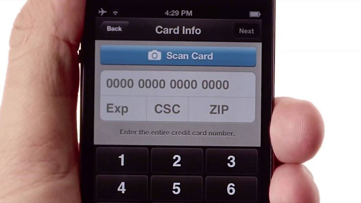 How Do I Scan a Check and a Credit Card with PayPal Here?