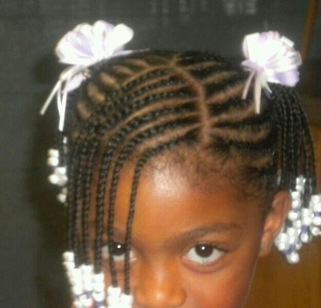 Excellent Little Girl Braid Styles Girls Braids And Style On Pinterest Short Hairstyles For Black Women Fulllsitofus